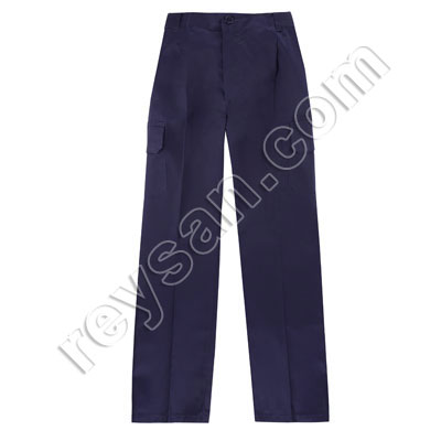 COTTON PANTS MULTIPOCKET