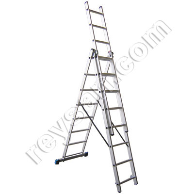 TRIPLE LADDER 3X8 13000068