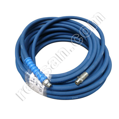 FOOD-GRADE HOSE BLUE 1/2