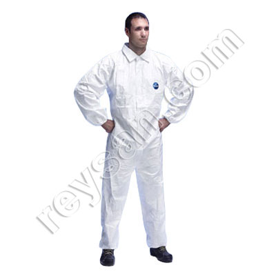OVERALL TYVEK INDUSTRIAL WITHOUT/SHIRT