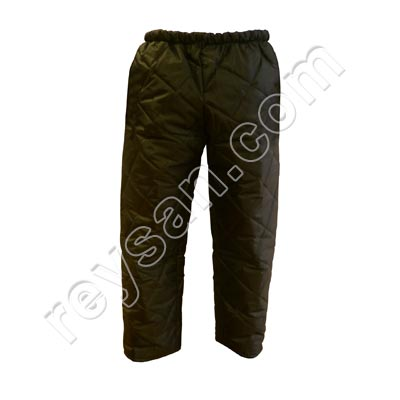 TROUSERS FOR COLD -20 ºC BLUE
