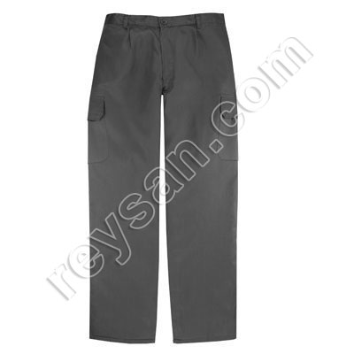 TROUSERS FOR COLD MULTIPOCKET