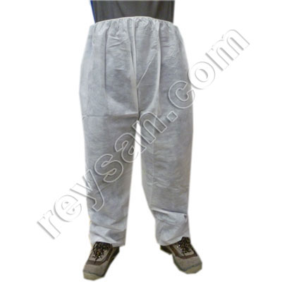 BREATHABLE POLYPROPYLENE TROUSERS