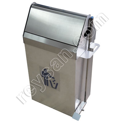 SLIDEABLE TRASH BIN 080604