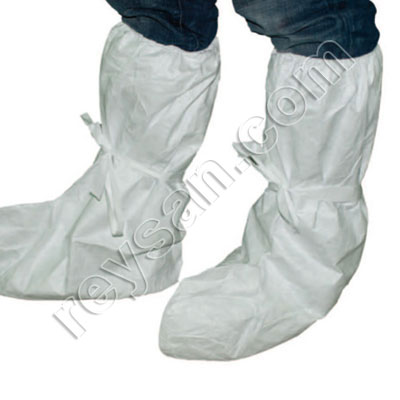 TYVEK HIGH SHOE COVER PAIR