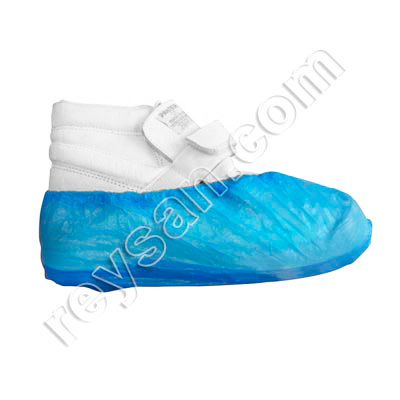 PLASTIC SHOE COVER 100PCS.