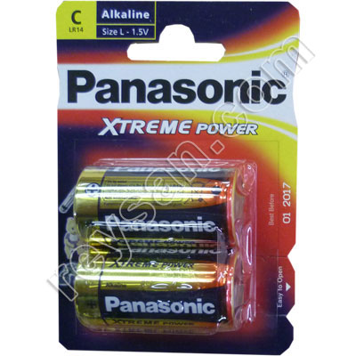 PANASONIC BATTERY LR14B/ 2BP C