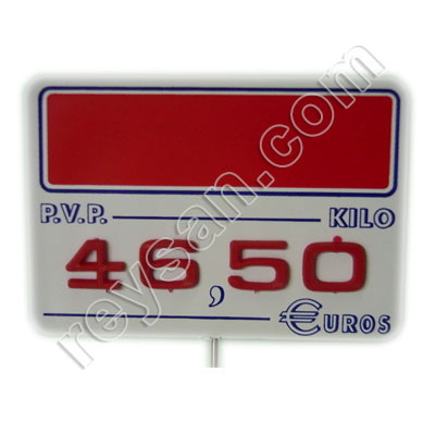 PRICE STAND MILENIO RED