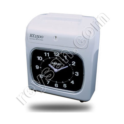 TIME AND ATTENDANCE CLOCK MOD BX 1500