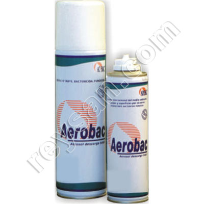 DISINFECTANT SPRAY AEROBAC (500ml)