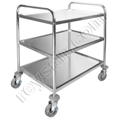 CART 3 SHELVES TI 32