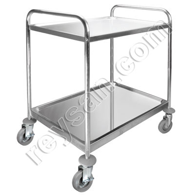 CART 2 SHELVES TI 66249