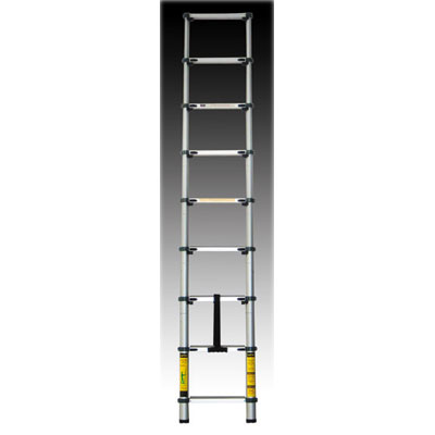 TELESCOPIC LADDER-ALUMINIUM