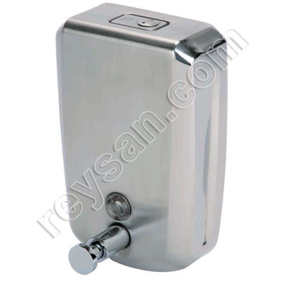 SOAP DISPENSER STAINLESS
