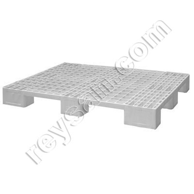 PALLET WHITE A4 1200X800 GRILL