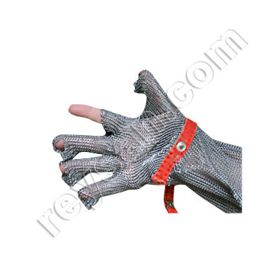 MESH GLOVE ADJUSTMENT 3 FINGERS