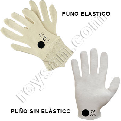 COTTON GLOVE PAIR