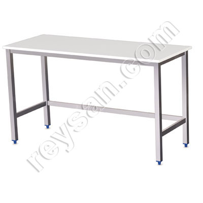 POLYETHYLENE TABLE WHITE