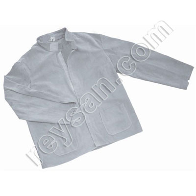 WELDER JACKET GREY