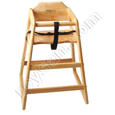 NATURAL WOOD CHILD CHAIR