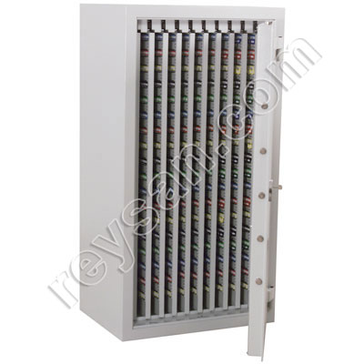 FIRE-PROOF KEY CABINET