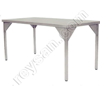 CENTRE TABLE INOX 40