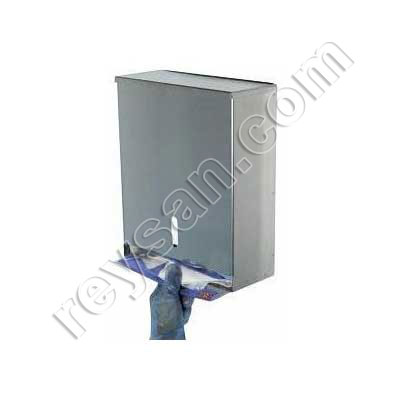 DISPENSER INOX MASK 3P