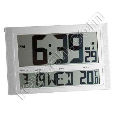 DIGITAL WALL CLOCK 981090