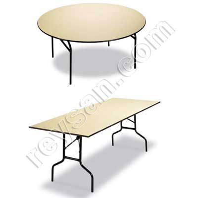 FOLDING TABLE CREAM 312