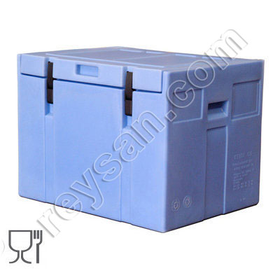 ISOTHERMAL BOX WITH LID 130L