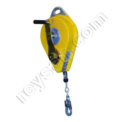 FALL-ARRESTER WITH RECOVERY KIT