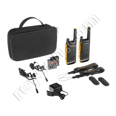 MOTOROLA TRANSCEIVER KIT T80