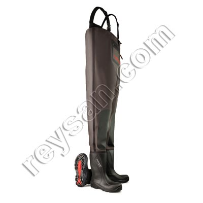 DUNLOP PUROFORT + BREATHABLE WADER S5
