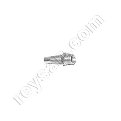 STAINLESS STEEL REUS MALE FITTING 1/2