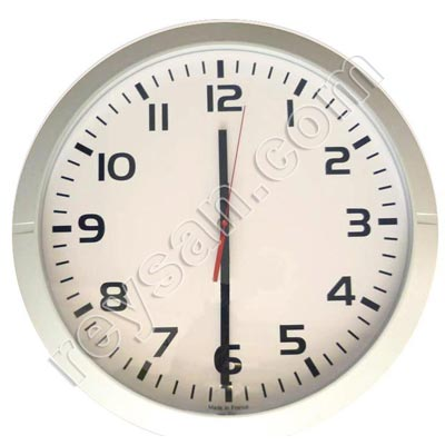 METHACRYLATE SCREEN CLOCK