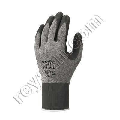 SHOWA 341 GREY GLOVE