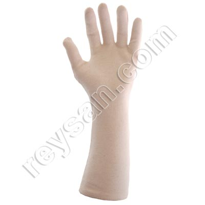 COTTON GLOVES 31 CM 24U