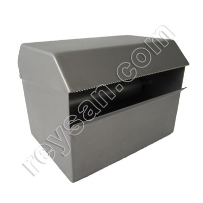 STAINLESS STEEL PAPER DISPENSER