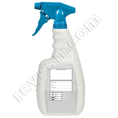 DETECTABLE SPRAYER 820 ML