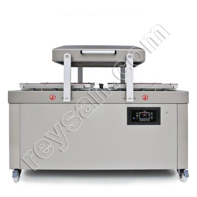 DOUBLE CHAMBER VACUUM SEALER