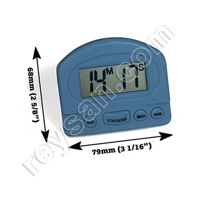 DETECTABLE DIGITAL TIMER