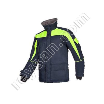 COLD STORAGE JACKET HIGH VISIBILITY