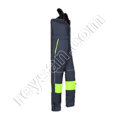 HIGH VISIBILITY FRIGORIST TROUSERS