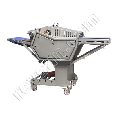 FISH SKINNING MACHINE 460 AUTOMATIC