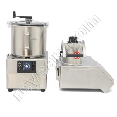 VEGETABLE CUTTER MACHINE + CUTTER