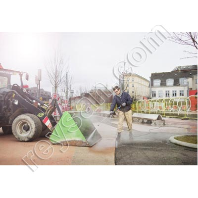PROFESSIONAL PORTABLE PRESSURE WASHER NILFISK MH 5M