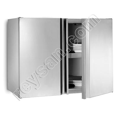 PROFESSIONAL STAINLESS STEEL WALL CABINET