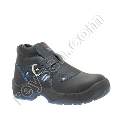 BOOTS FRAGUA PLUS BLACK WITH BUCKLE S3