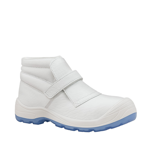 FRAGUA WHITE BOOT WITHOUT TOE