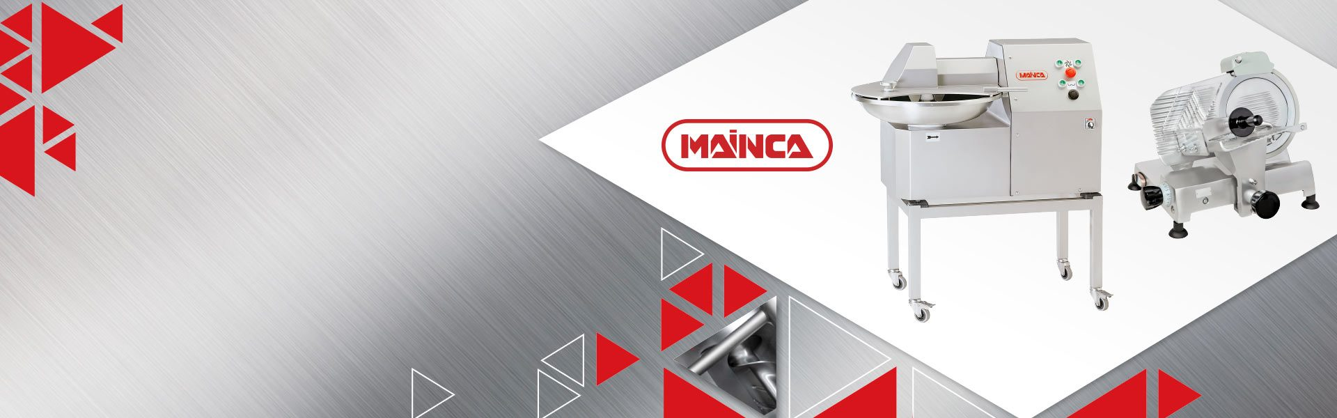 15% discount on MAINCA products